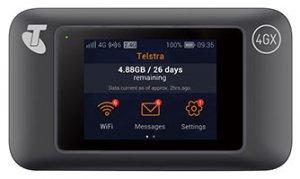 Sell My Telstra 4GX WiFi Pro