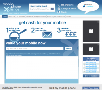 Visit EE Recycle to recycle your Alcatel mobile or tablets for cash with sell any mobile