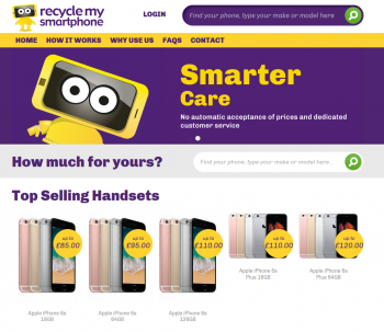 Visit Recycle My Smartphone to recycle your  mobile or tablets for cash with sell any mobile