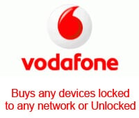 Vodafone Trade In Logo